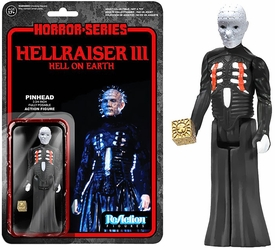 Horror Classics Funko 3.75 Inch ReAction Figure Pinhead Pre-Order ships September