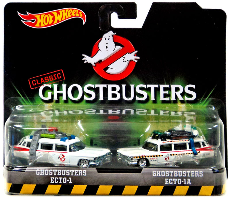 Hot Wheels Ghostbusters Ecto 1 Amp Ecto 1a Diecast Vehicle 2