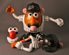 Houston Astros Mr. Potato Head MLB Sports Spuds