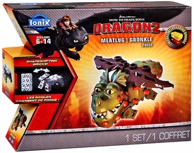 How to Train Your Dragon 2 Ionix Mini Figure #20002 Meatlug Gronckle