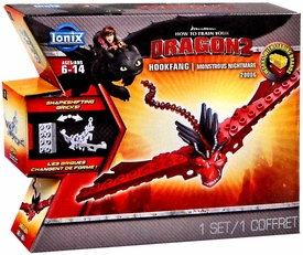 How to Train Your Dragon 2 Ionix Mini Figure #20006 Hookfang Monstrous Nightmare New!