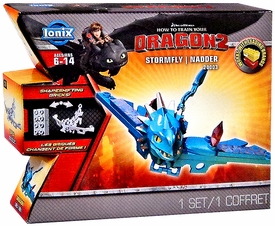 How to Train Your Dragon 2 Ionix Mini Figure #20003 Stormfly Nadder