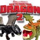 How to Train Your Dragon 2 Toys!