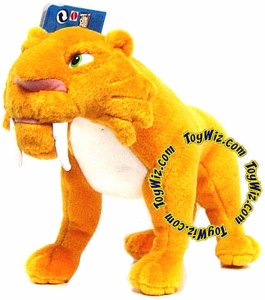 Ice Age 2 The Meltdown Movie Deluxe Plush Figure Diego