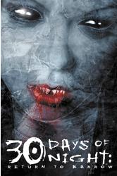 IDW Comic Books 30 Days Of Night Return To Barrow Trade Paperback