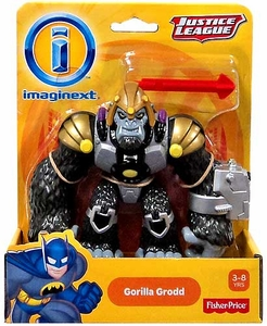 Imaginext DC Justice League Deluxe Figure Gorilla Grodd