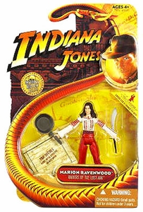 Indiana Jones Movie Hasbro Series 1 Action Figure Marion Ravenwood [Raiders of the Lost Ark]