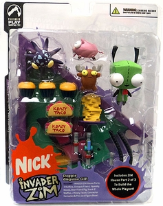 Invader Zim Series 2 of Doom! Action Figure Doggy Disguise GIR