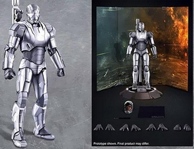 Iron Man 3 Play Imaginative Super Alloy 1/4 Scale Collectible Figure War Machine [Raw Version] Pre-Order ships August