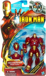 Iron Man The Armored Avenger Legends Series 6 Inch Action Figure Hulkbuster Iron Man