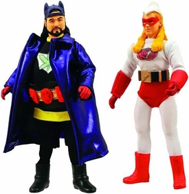 Jay & Silent Bob Strike Back Retro Action Figure Set Bluntman & Chronic Pre-Order ships October
