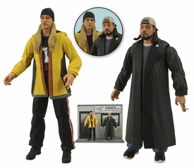 Jay & Silent Bob Strike Back Select Action Figure Silent Bob Pre-Order ships November