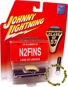 Johnny Lightning 1:64 Scale Diecast Car Class of '57 Lincoln Premiere