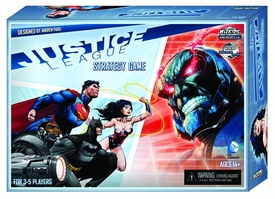 Justice League Strategy Game Pre-Order ships July