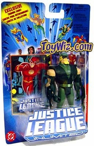 Justice League Unlimited Action Figure Green Arrow
