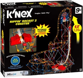 K'NEX Set #51026 Rippin' Rocket 2 Coaster