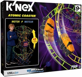 K'NEX Set #51441 Atomic Coaster