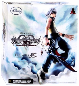 Kingdom Hearts 3D Disney Square-Enix Play Arts Kai Action Figure Riku [Normal Version]