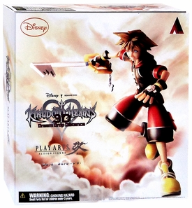 Kingdom Hearts 3D Disney Square-Enix Play Arts Kai Action Figure Sora [Normal Version]