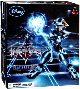 Kingdom Hearts 3D Disney Square-Enix Play Arts Kai Action Figure Sora [Tron Legacy Version]