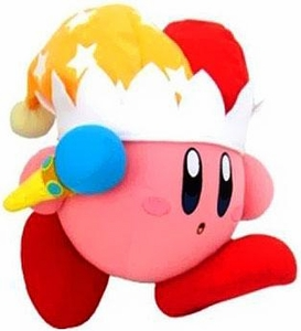 Kirby Adventure Action Plush Kirby with Beam Pre-Order ships July