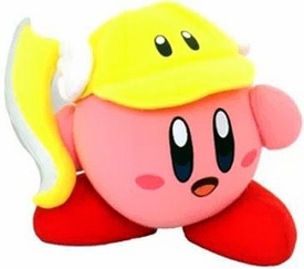 Kirby Adventure Action Plush Kirby with Cutter Pre-Order ships July