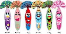 Kooky Klickers Krew 18 Set of 6 Pens