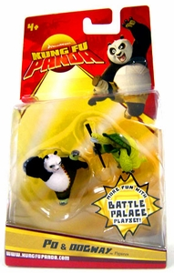 Kung Fu Panda Movie Mini Figure 2-Pack Po & Oogway