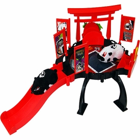 Kung Zhu Playset Ninja Dojo Base [Hamsters NOT Included!]