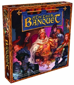 Last Banquet Board Game Pre-Order ships August