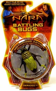Legend of Nara Battling Bugs Series 1 Figure Zeridec [Air Grasshopper]