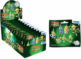 Legend of Zelda Danglers Box Pre-Order ships August