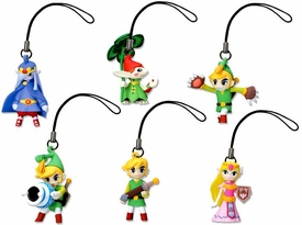 Legend of Zelda Danglers Set of 6 Pre-Order ships September