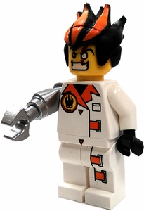 LEGO AGENTS LOOSE Figure Dr. Inferno