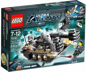 LEGO Ultra Agents Set #70161 Tremor Track Infiltration New!