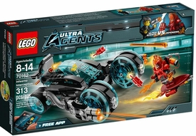 LEGO Ultra Agents Set #70162 Infearno Interception