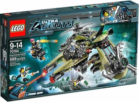 LEGO Ultra Agents Set #70164 Hurricane Heist