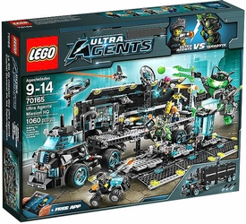 LEGO Ultra Agents Set #70165 Ultra Agents Mission HQ
