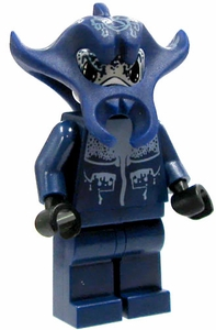 LEGO Atlantis LOOSE Mini Figure Manta Warrior