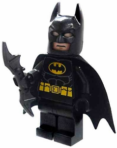 LEGO Batman LOOSE Complete Mini Figure Batman with Batarang [1989 Movie]