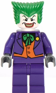 LEGO Batman LOOSE Mini Figure Joker Rare!
