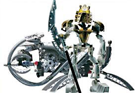 LEGO Bionicle Set #8596 Takanuva