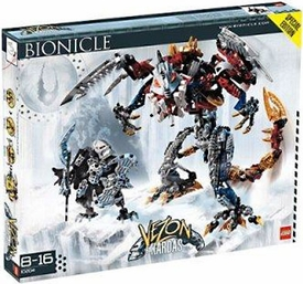LEGO Bionicle Set #10204 Vezon & Kardas