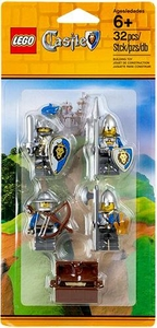 LEGO Castle Set #850888 Castle Knights Minifigure Accessory Set
