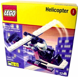LEGO City Set #1246 Helicopter