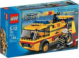 LEGO City Set #7891 Airport Firetruck
