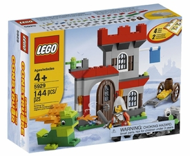 LEGO Creative Set #5929 Knight & Castle Building