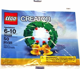 LEGO Creator Set #30028 Christmas Wreath [Bagged]
