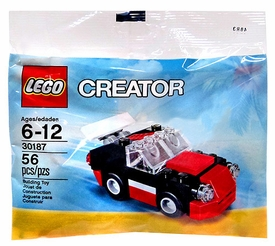 LEGO Creator Set #30187 Fast Car [Bagged]