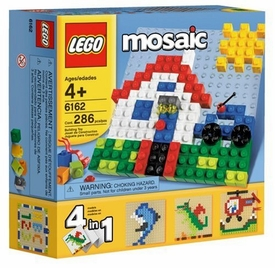 LEGO Creator Set #6162 Building Fun with Lego Mosaics